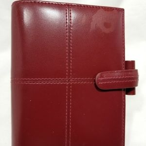 B8,022 Filofax Cross  Leather Agenda Planner